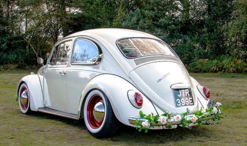 Vw Beetle Classic Vw Beetle For Wedding Hire In Horsham